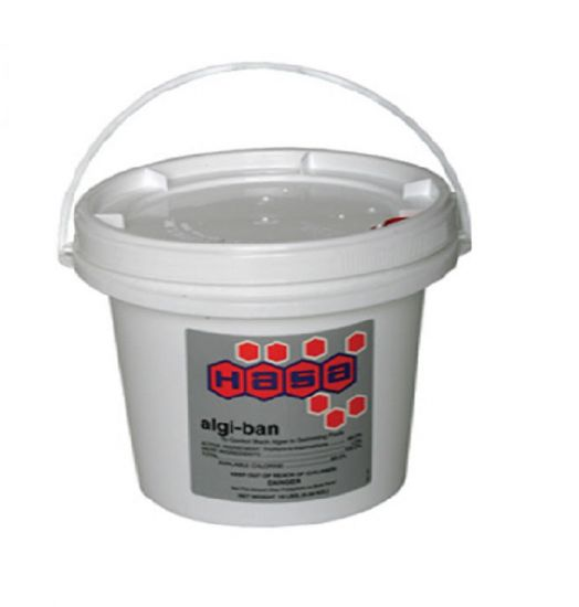 Hasa Algi Ban 5lbs Black Algae Treatment Algaecide, 64085