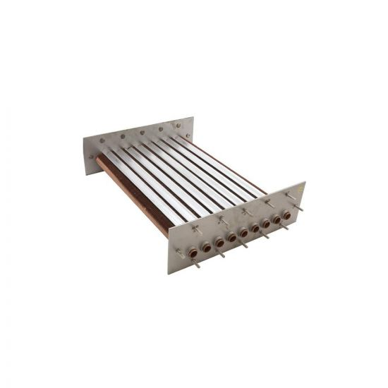 Raypak Pool Heater Heat Exchanger Copper Tube Bundle, 010061F