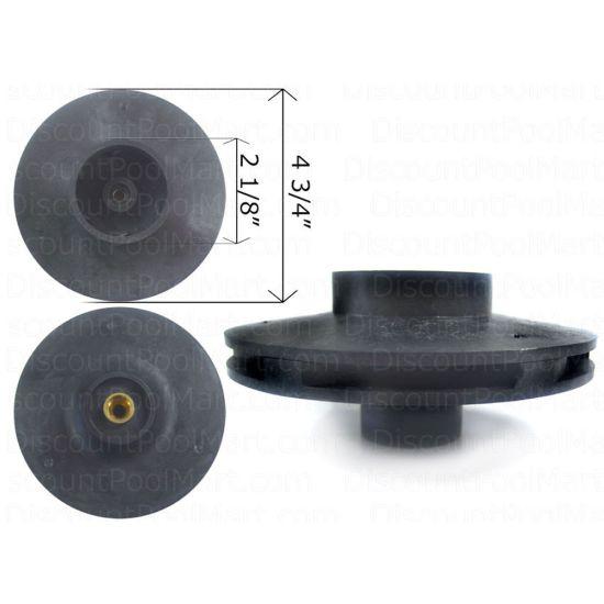 Pentair, 3HP,  Impeller, Whisperflo Pump |073131 | 25305-131-000