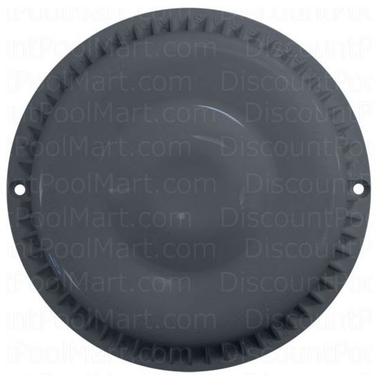 Afras Anti Vortex Drain Cover 7 3/8 inch Dark Grey spg-25-80003, 11064DKGY