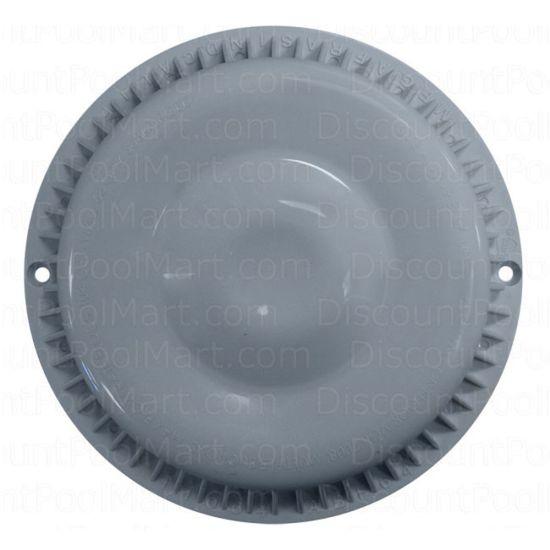 Afras Anti Vortex Drain Cover 7 3/8 inch Light Grey, 11064LTGY