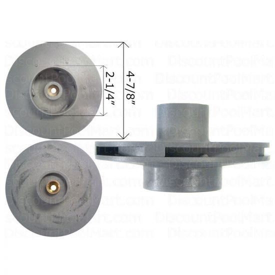 WATERWAY, Impeller Assembly, 1.5HP, Champion 56-Frame   310-7430B