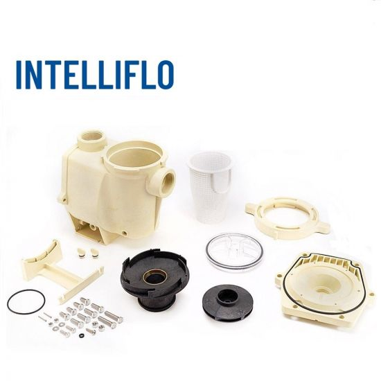 Pentair 350015 Replacement Kit by PC&G Complete 3.0 HP IntelliFlo Wet End 357149