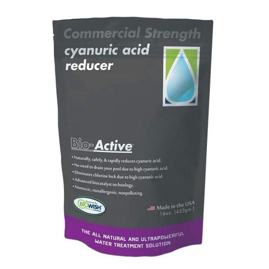 Bio Active Swimming Pool Cyanuric Acid Reducer 16 oz, 390010-01