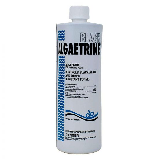Applied Biochemists Black Algaetrine Algaecide 32 oz. | AB6303, 406303