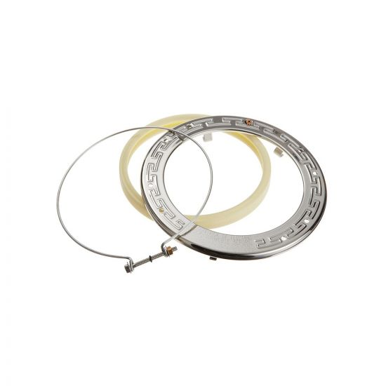 Pentair Intellibrite 5g White LED Face Ring and Clamp Kit, 600095
