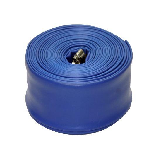 """Blue Devil Backwash Hose 2"""" X 50' with Clamp, B8258"""