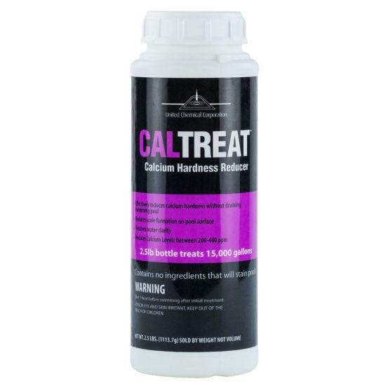 United Chemical CalTreat 2.5# Calcium Hardness Remover, CPT-C12