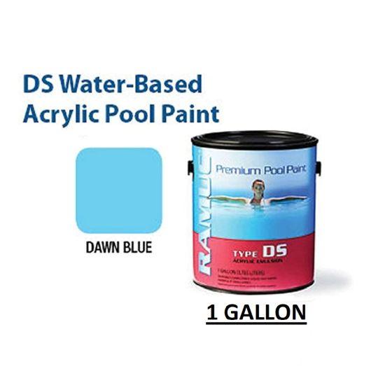 RAMUC DS Acrylic Dawn Blue Pool Paint, 910132801