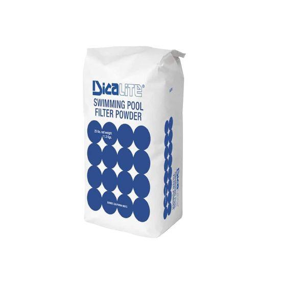 Diatomaceous Earth Filter Powder 25 lbs, 1412025
