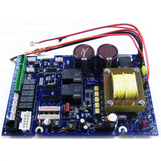 Hayward Aqualogic All Version All Date Codes Main PCB | GLX-PCB-MAIN