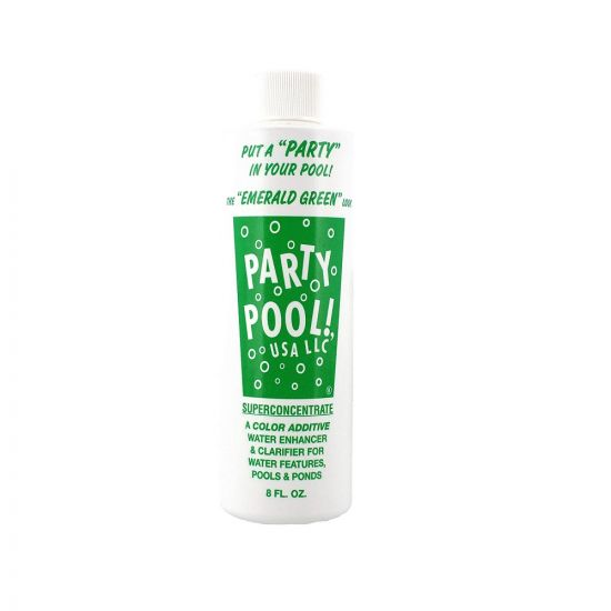 Party Pool, Emerald Green 8 oz, 47016-00012