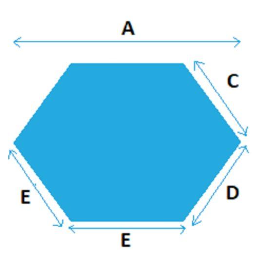 Custom Spa Covers - Hexagon