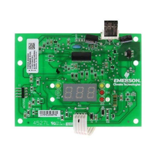 Hayward, Display Board, ASME Universal H-Series Low NOX Induced Draft Heater | IDXL2DB1930