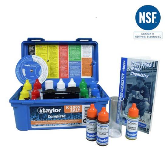 Taylor, Complete High Test Kit, K-2005-SALT