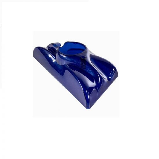 K5, Polaris, Top Replacement Cover for Polaris 280 Pool Cleaner, Blue, 3