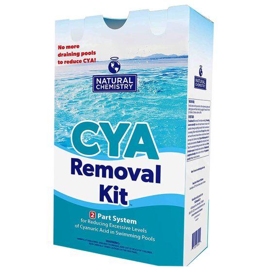 Cyanuric Acid Removal Kit 8 oz. 07431