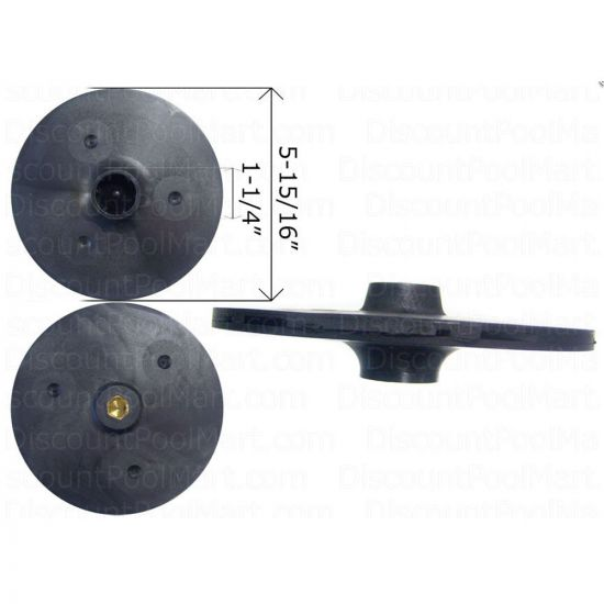 ZODIAC Polaris Booster Pump Impeller, P16