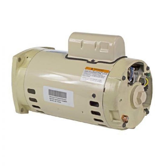 Pentair, 1 HP, Dual Speed, Square Flange Motor, 220V | 356630S