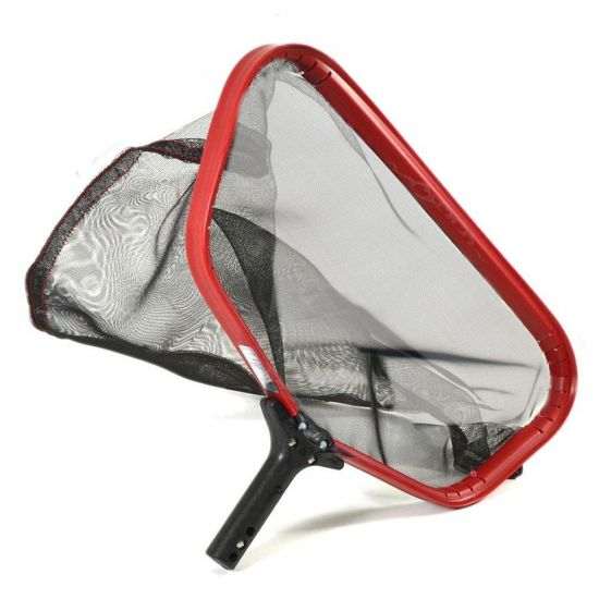 Purity Pool Red Baron 20-Inch Professional Leaf Rake Tuff Duty RBTD