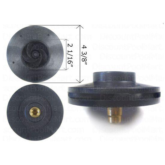 Hayward, Impeller 2.0 HP, MaxFlo Pump| SPX2615C | 25305-615-000