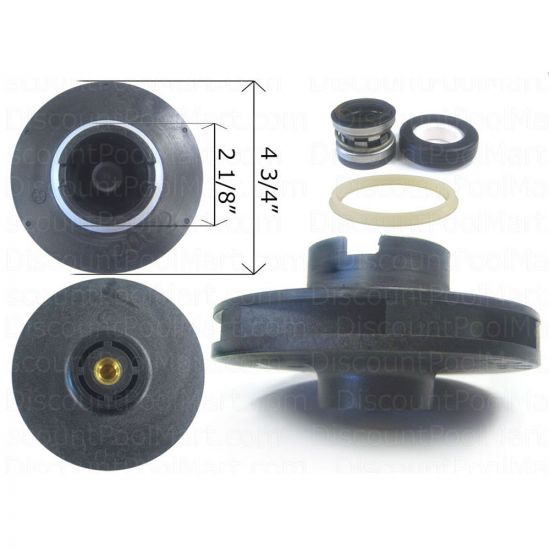 Hayward, NorthStar Pump Impeller 2 HP (Includes Seal & Wear Ring) | SPX4020CKIT