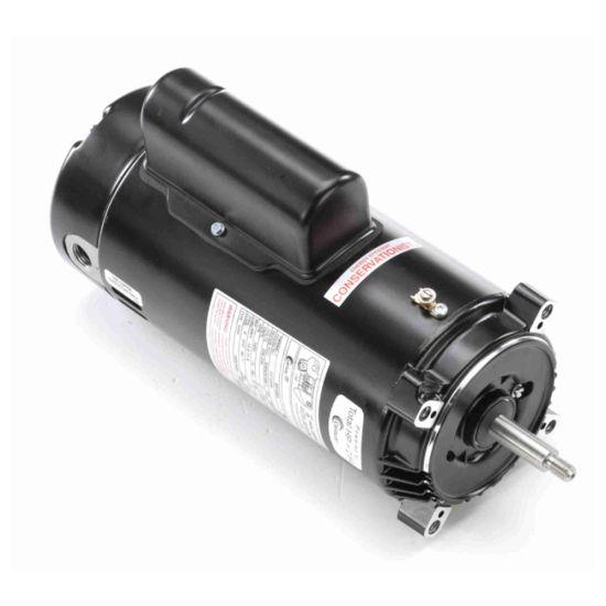 Century AO Smith Motor, Threaded Shaft, 2.0 hp, 230 volt, ST1202