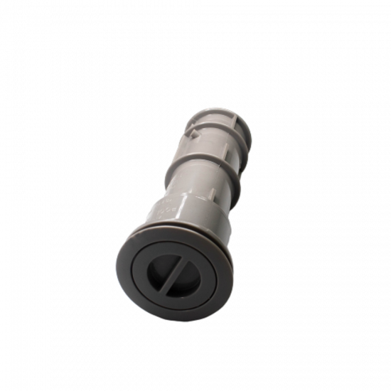 "AquaStar Umbrella Stand with Sleeve and Center Cap, Gray, 7.5"", US103"