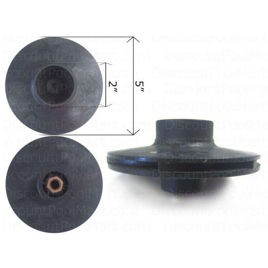 Pentair Ultra-Flow Pump Impeller 3.0 HP, 39005400, V38-128