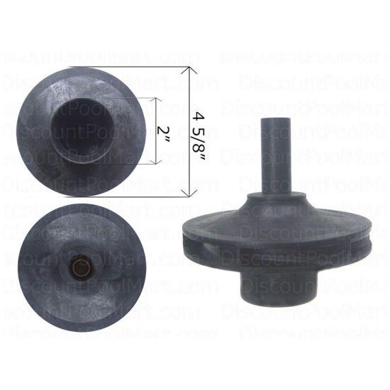 VAL-PAK, IMPELLER FOR AMERICANA 1-1/2HP, 39500900, V38-182