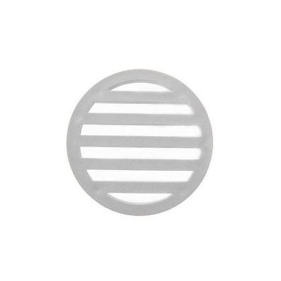 """3"""" Plastic Drain Cover (Gray), SW-95-990"""