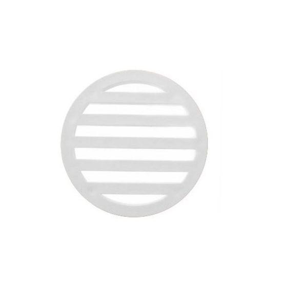 """3"""" Plastic Drain Cover (White), SW-95-992"""