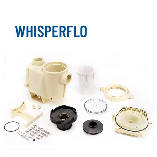 Pentair 357149 Replacement Kit by PC&G Complete 2.0 HP WhisperFlo Wet End 350015