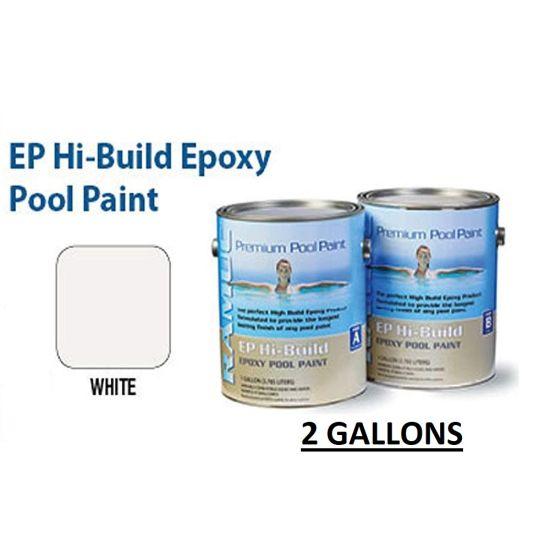RAMUC EP Hi-Build Epoxy Premium Epoxy White Pool Paint, RAM912231102