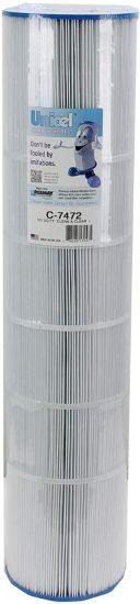 Unicel, Pac Fab/ Waterway Swimming pool Replacement Filter Cartridge, C-7472