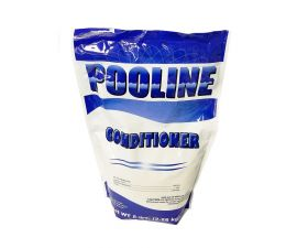 Pooline, Swimming Pool Water Stabilizer Conditioner Cyanuric Acid 5lb, 11947