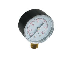 CMP Pressure Gauge 0-60 PSI for Pentair and Hayward Pool Filters, 25501-000-800