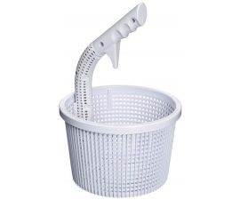 Custom Molded Products Heavy Duty Skimmer Basket with FlowSkim Handle | 27182-300-000