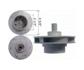 WATERWAY, Impeller Waterway 1 HP, 310-4220, WAT310-4220
