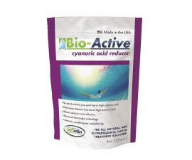 Bio Active Swimming Pool Cyanuric Acid Reducer 8 oz, 390008-01