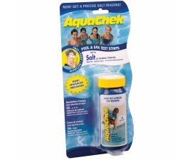 AquaChek, White Salt Water test strips for sodium chloride, 561140A