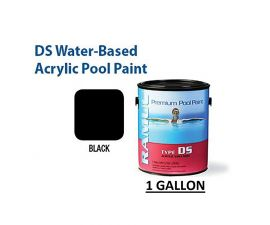 RAMUC DS Acrylic Black Pool Paint, RAM910132101