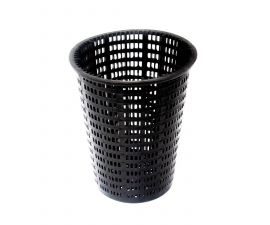 Hayward Leaf Canister Small Basket Black | AXW431ABK