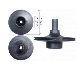Pentair, IMPELLER FOR MAX-E DURA II 2hp FULL RATE 2-1/2hp UP RATE WITH SCREW, C105-238PEBA