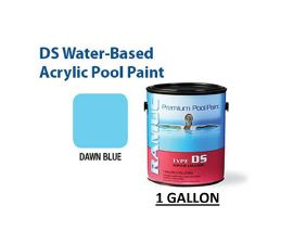 RAMUC DS Acrylic Dawn Blue Pool Paint, RAM910132801