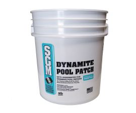 SGM Dynamite Pool Patch White 9lbs, PLBPP49