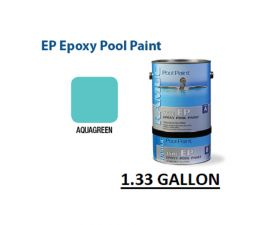 RAMUC EP Epoxy High Gloss Epoxy Aqua Green Pool Paint, RAM908130001