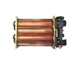 Hayward, H150FD Low Nox Heater, Heat Exchanger Assembly, FDXLHXA1150