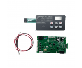 Pentair, Sta-Rite, Control Board with 6 Button Pad| 461105 | Formerly 42002-0007S