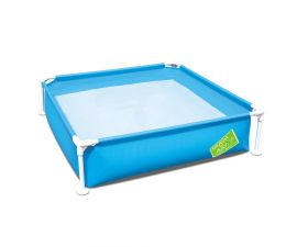Intex, 48in x 48in, 12in, H2OGO, My First Frame Pool | 56217E